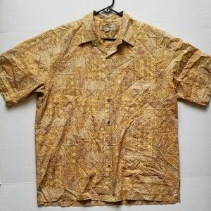 Tori Richards mens Large Hawaiian shirt